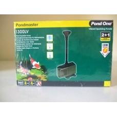 Pondmaster 1300 low voltage