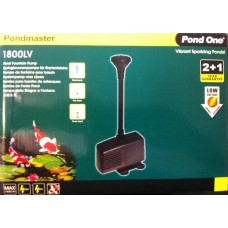 Pondmaster 1800 Low Voltage
