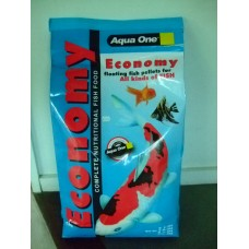 AquaOne Economy Fish Food 5kg - 2mm